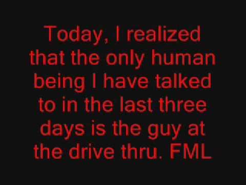 Funny FML'S
