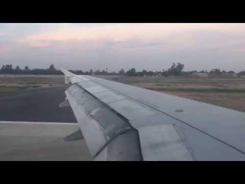 Pakistan International Airlines Landing at Multan International Airport in 4K