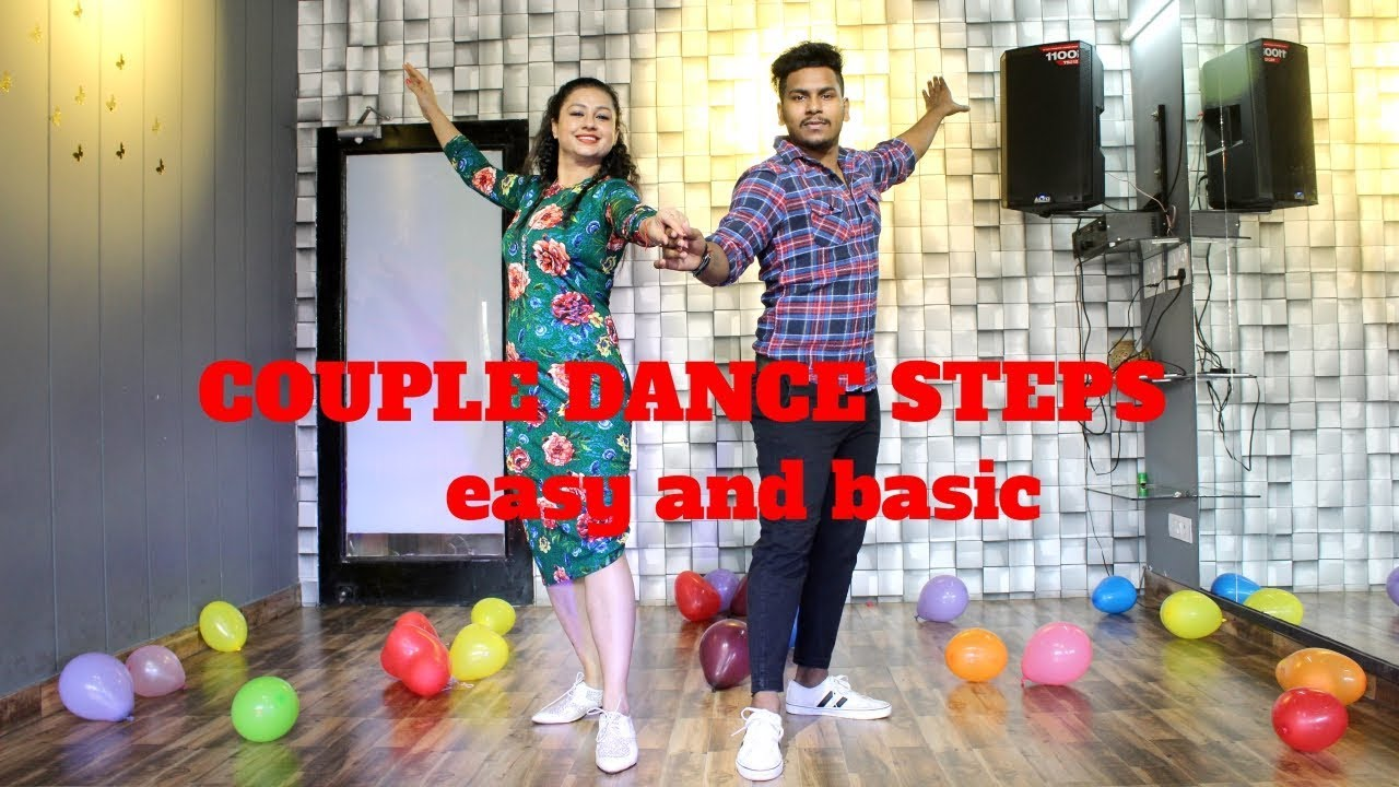 Dance Easy And Basic Steps For Wedding Party Tutorial Beginners
