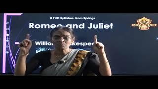 II PUC\ English\ Romeo and Juliet- 02