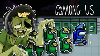 This Among Us mod turns us in Zombies...