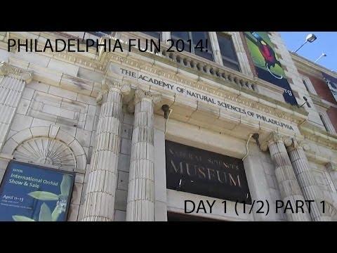 PHILADELPHIA FUN 2014! | PHILLY 2014 DAY 1 (1/2) (Part 1)