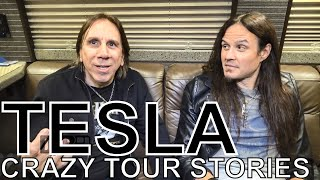 Tesla - CRAZY TOUR STORIES Ep. 663