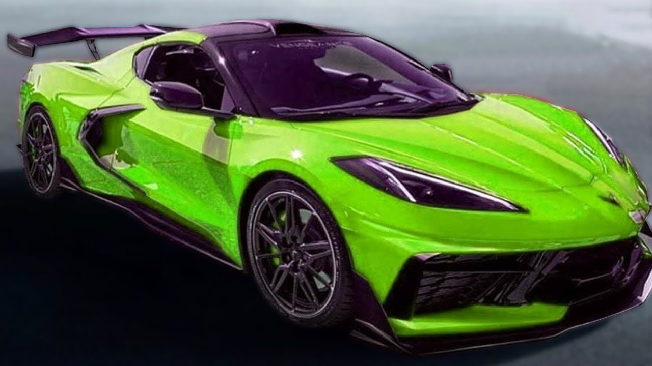 2021 Chevy Corvette Zora Zr1 New Concept