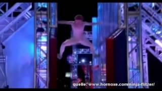 Ninja-Flitzer schockt TV-Show