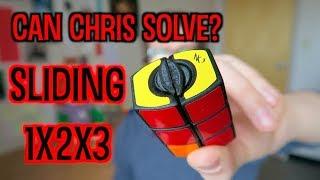 Can Chris Solve?: Sliding 1x2x3