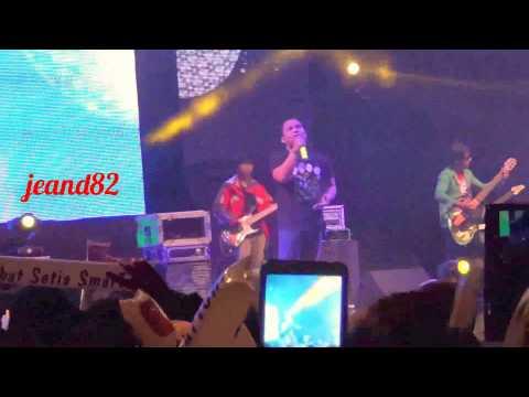 LAHIR & BATIN~WALI BAND LIVE IN MUSIC AWARD SMARTONE HKG(JEAND82)