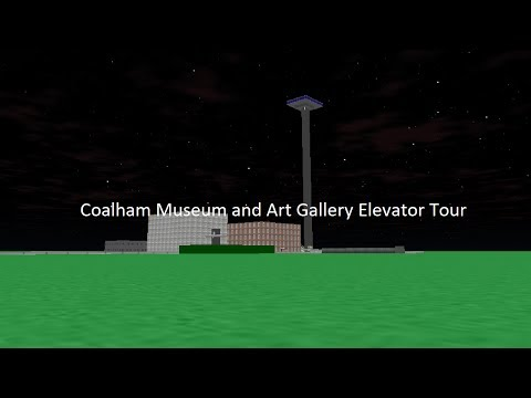 Tour of the Elevators @ Coalham Museum and Art Gallery