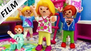 Playmobil Film Deutsch MAMA DENKT SIE WÄRE EINE 6-JÄHRIGE! EMMAS ZAUBERSPRUCH - Familie Vogel