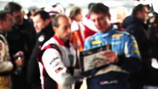 BTCC-Champion Jason Plato - Faces - Inside Racing 2011