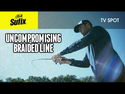 Uncompromising: The Sufix® 832 Advanced Superline®