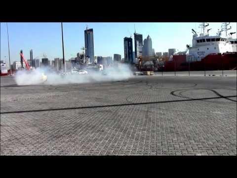chevrolet camaro drifting/HD درفت كمارو