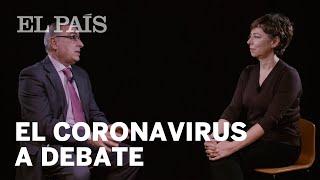 CORONAVIRUS: debate sobre el MIEDO y el ALARMISMO respecto al BROTE