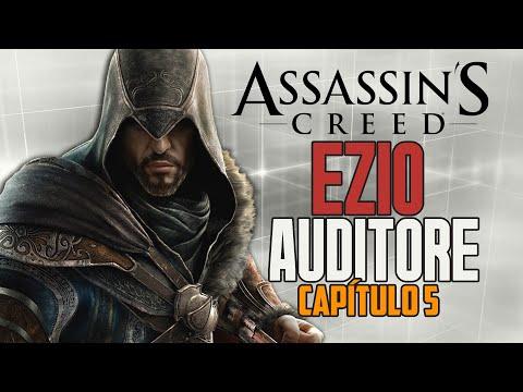 La Historia Completa de Assassin´s Creed - Capitulo 5 - Ezio Auditore Da Firenze
