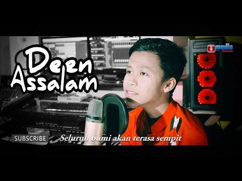 deen-assalam---nissa-sabyan- -cover-by-naziech-zain-(lirik-terjemahan)