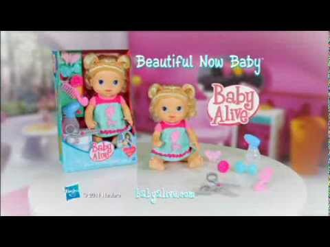 Baby Alive Beautiful Now Baby Youtube
