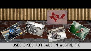 Used Bikes For Sale In Austin, TX