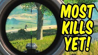 Most kills yet! - Blackout Squads with Teo, Paddy & Tortilla