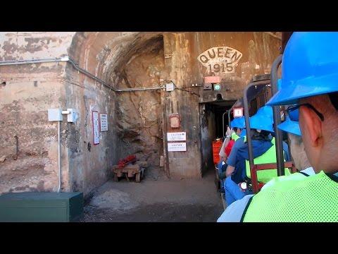 Queen Mine In Bisbee, AZ