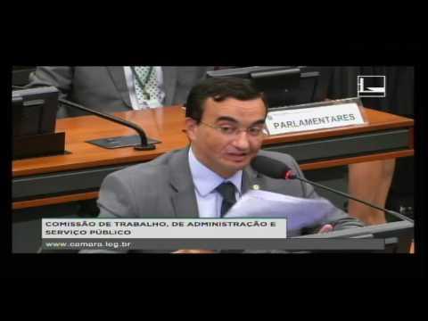 TRABALHO, ADMINISTRAÇÃO E SERVIÇO PÚBLICO - Reunião Deliberativa - 19/10/2016 - 11:30