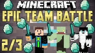 DIAMANTEN LIKE A BOSS! - TEAM BATTLE mit GommeHD, Liskario & ungespielt! 2/3