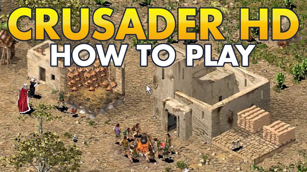 How to play Stronghold Crusader 77