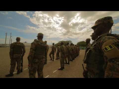 Jamaica National Service Corp (Jamaica Defence Force)