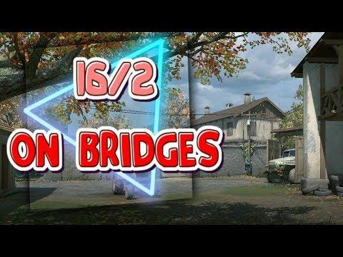 GG on Bridges (16-2)     Warface Ranked Gameplay thumbnail