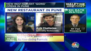 Eighty Per Cent Of Company's Units Are Profitable: Speciality Restaurants