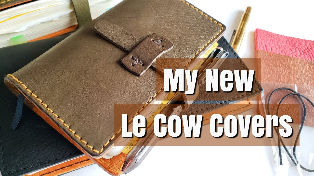 LeCow/Le-Right Covers (New Size & Design!)