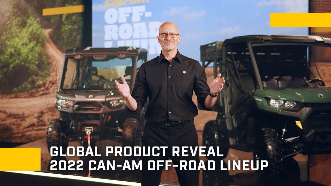 Download 2022 Can-Am Off-Road Introduction