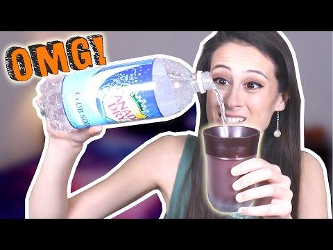 MAGISCHE BEKERS VERANDEREN WATER TOT COLA?! 😱 || Fan Friday