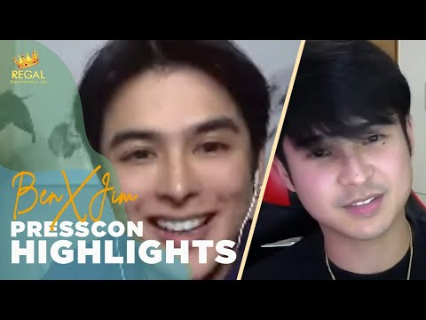 What are relationship labels for Teejay & Jerome? | BEN X JIM Presscon Highlights