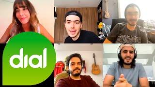 """Aitana y Morat presentan """"Más de lo que aposté"""" en Cadena Dial"""