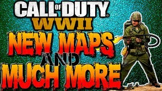 New Maps New Levels And Much More - Call Of Duty WW2 Beta Weekend 2