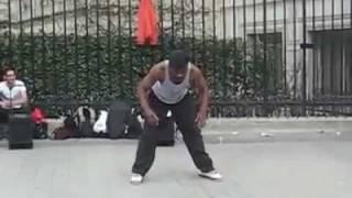 Танец робота (смотреть до конца)