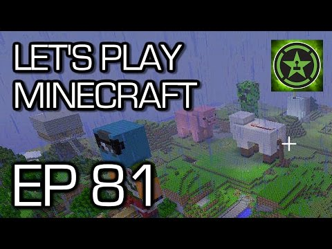 Let's Play Minecraft: Ep. 81  Geoff's House Part 1