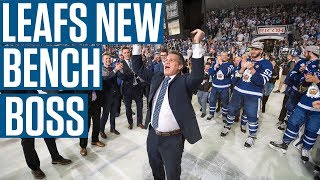 Here Is What Leafs Fans Can Expect From Sheldon Keefe   Instant Analysis