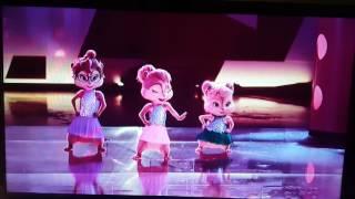 Alvin et les chipmunks à fond la caisse musique du final