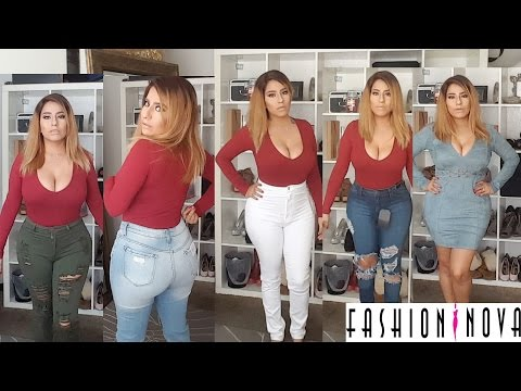 Fashion Nova Try on Haul for the curvy girl Size 13