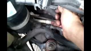 1995 Lincoln Town Car AC Compressor Parts Repair and Replacement Part 3 A/C Orifice Tube replacement