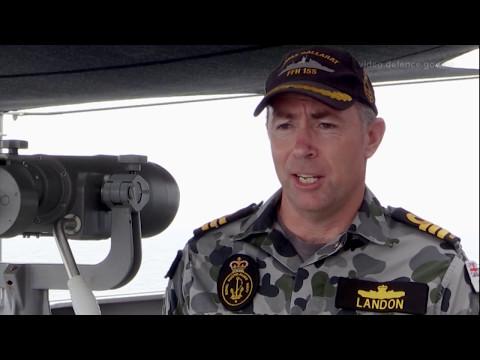 Regional Defence Ties Strengthened