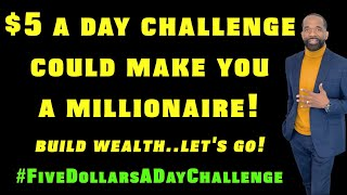 #FiveDollarsADayChallenge | Challenge Instructions | Start Now!