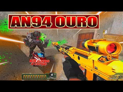 BLOOD STRIKE: AN94 OURO