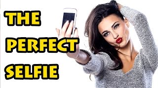 How To Take The Perfect Selfie - FTD Replies