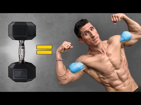 The BEST Dumbbell Exercises BICEPS EDITION!