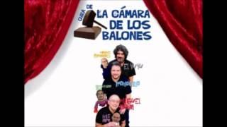 La Cámara de los Balones. La Cámara en Sevilla (Feria del libro parte 1). 21 de mayo de 2015