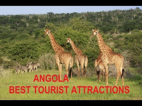 Best Top 10 Rated Tourist Attractions in Angola 2018, Luanda