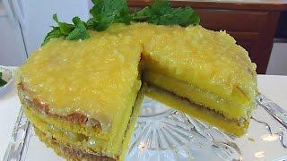 Bettys Pineapple-Coconut Stack Cake