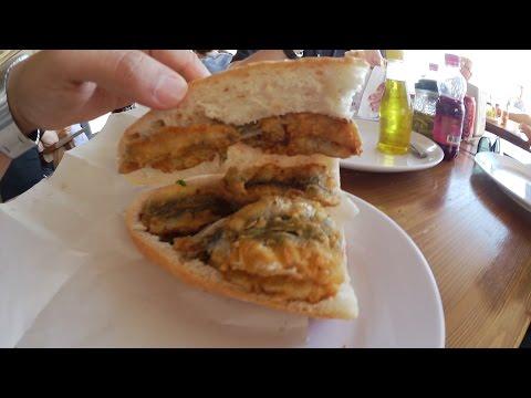 izmirde en iyi balik ekmek nerede yenir?